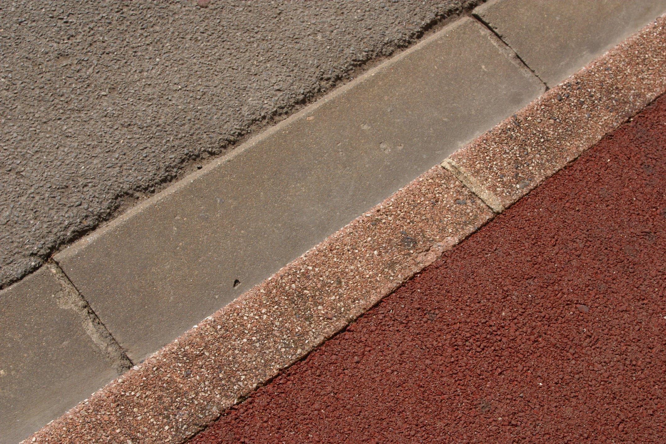 Diy Concrete Curbing Molds Ehow