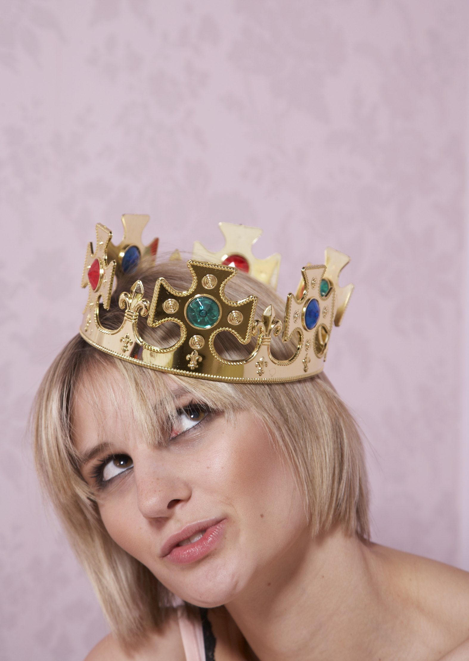 How To Make A Vintage Metal Crown Ehow