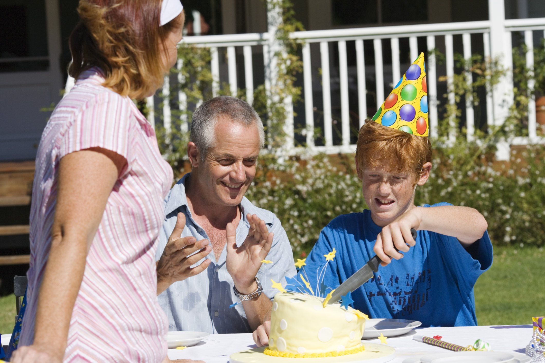 Birthday Party Ideas For Boys Turning 11 Ehow