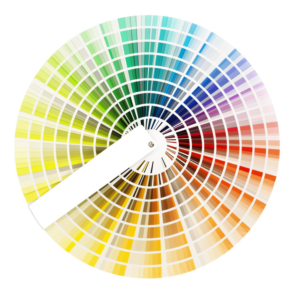 How to use the visual color wheel to decorate rooms ehow - Color wheel for decorating ...