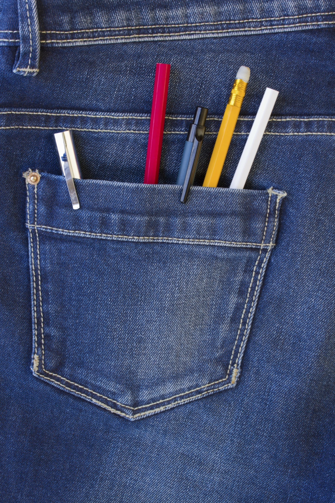 how to get set in ink stains out of jeans