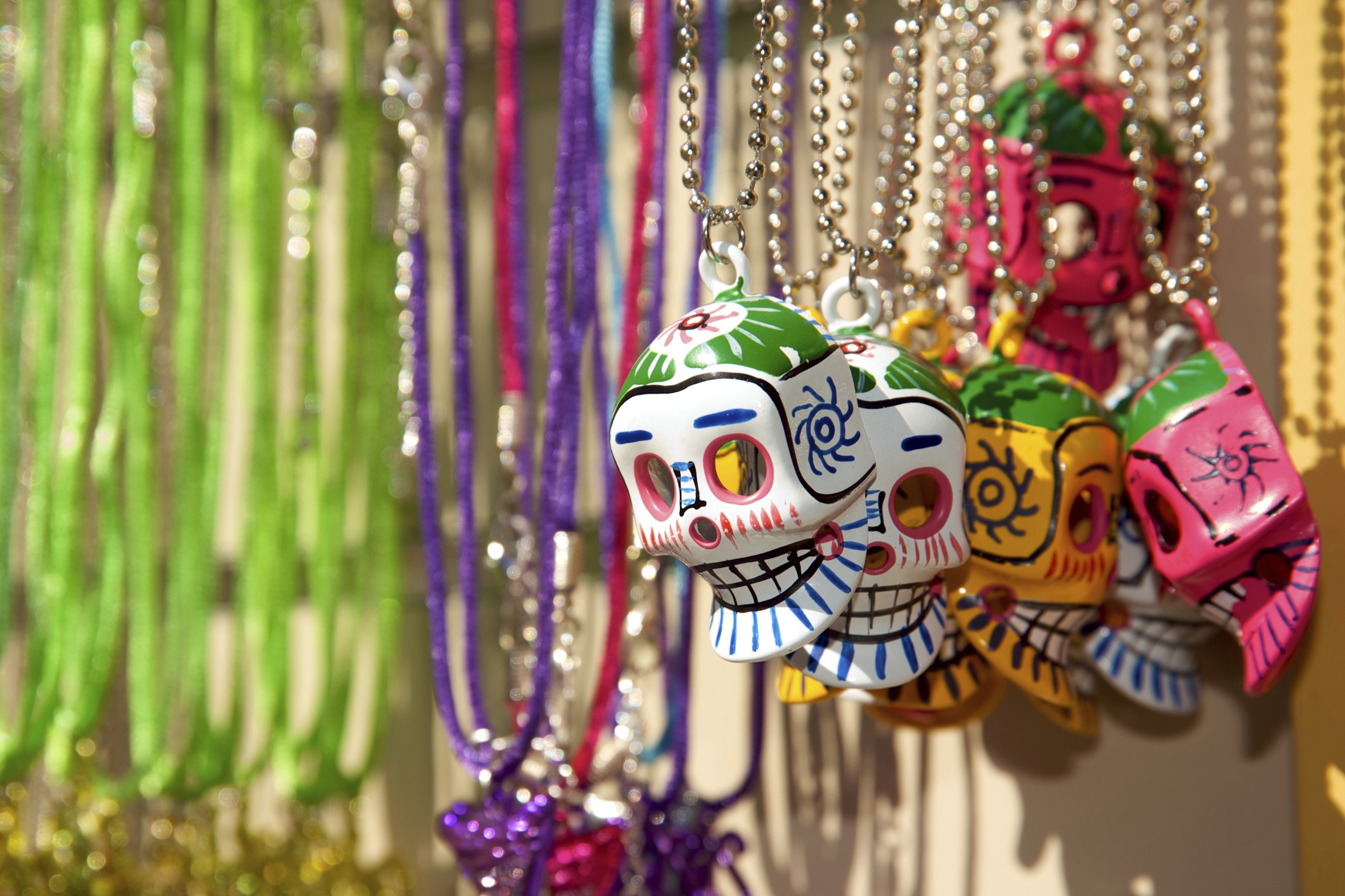 Kinder Garden: Traditional Colors For The Day Of The Dead (with Pictures