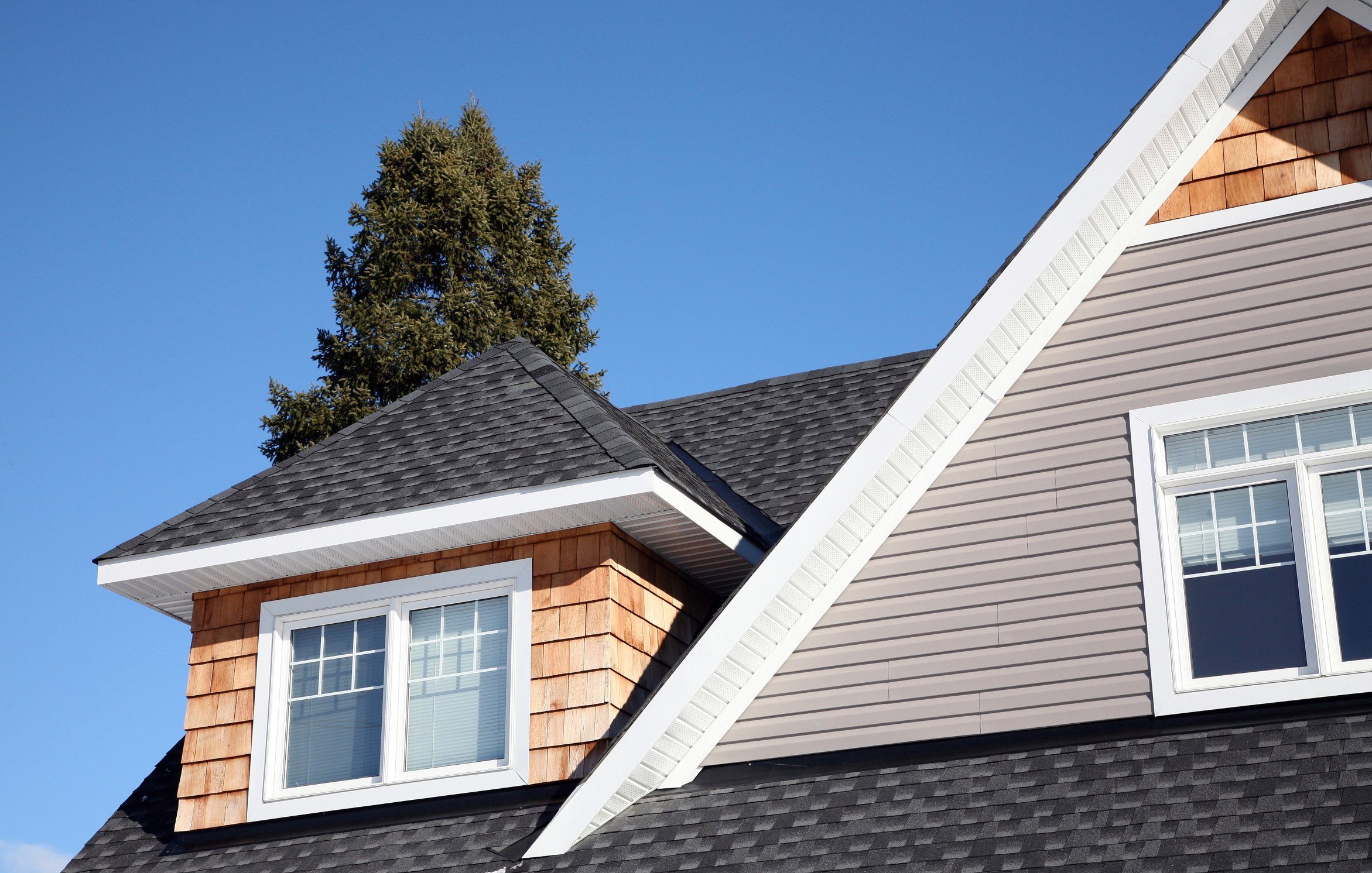 The Best Way To Shingle A Dormer Wall Ehow