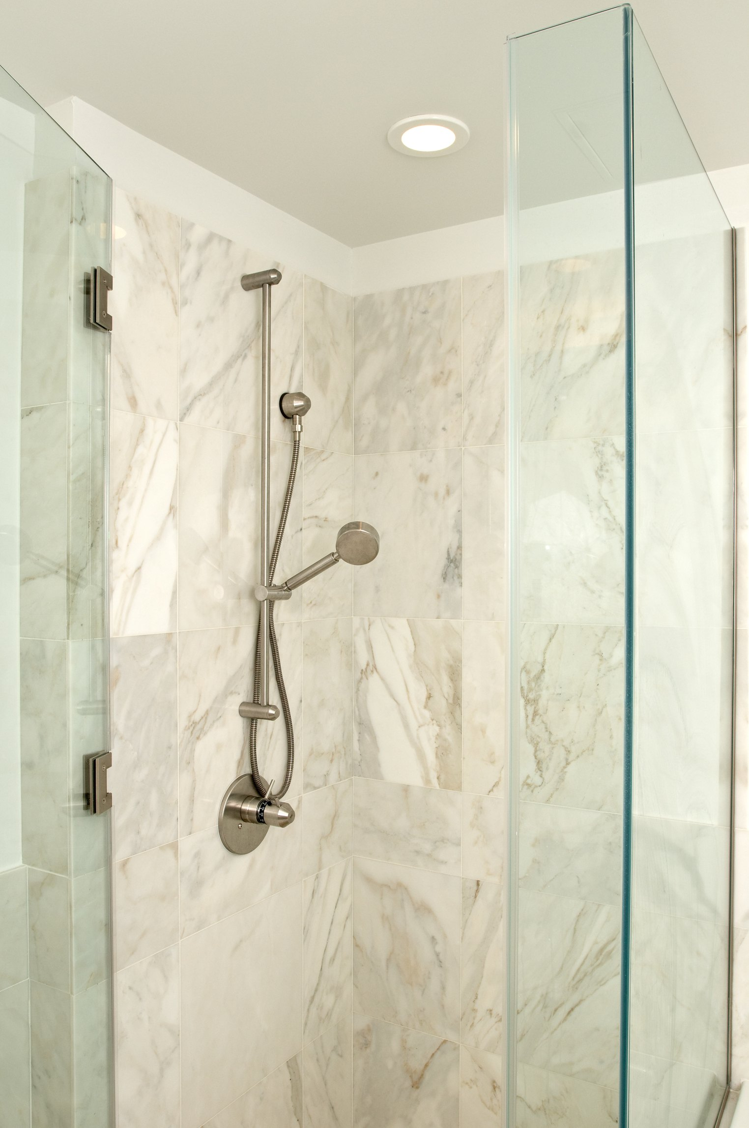 How To Install A Glass Shower Splash Guard Ehow