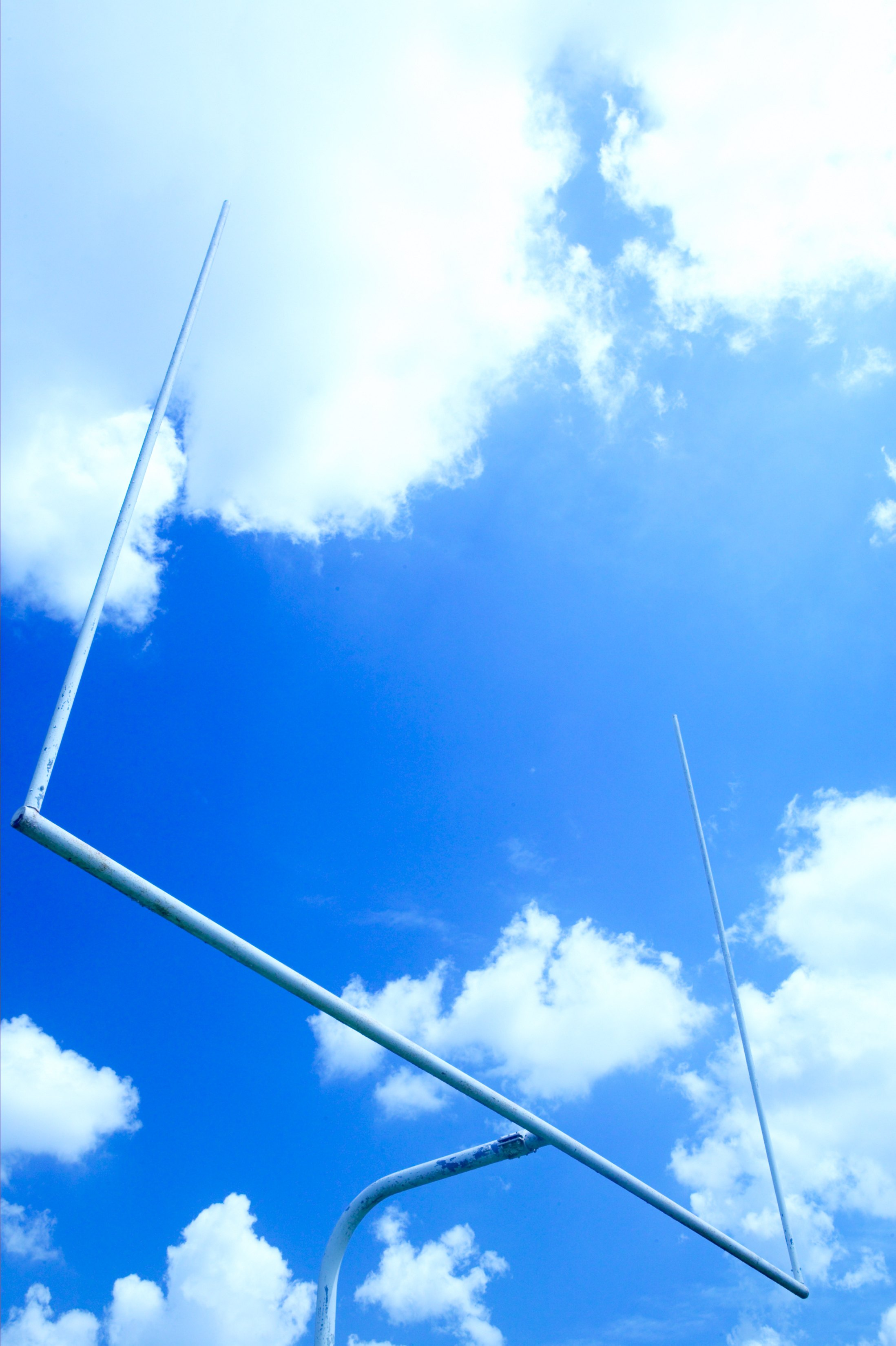 How to Make Field Goal Posts for Your Backyard | eHow