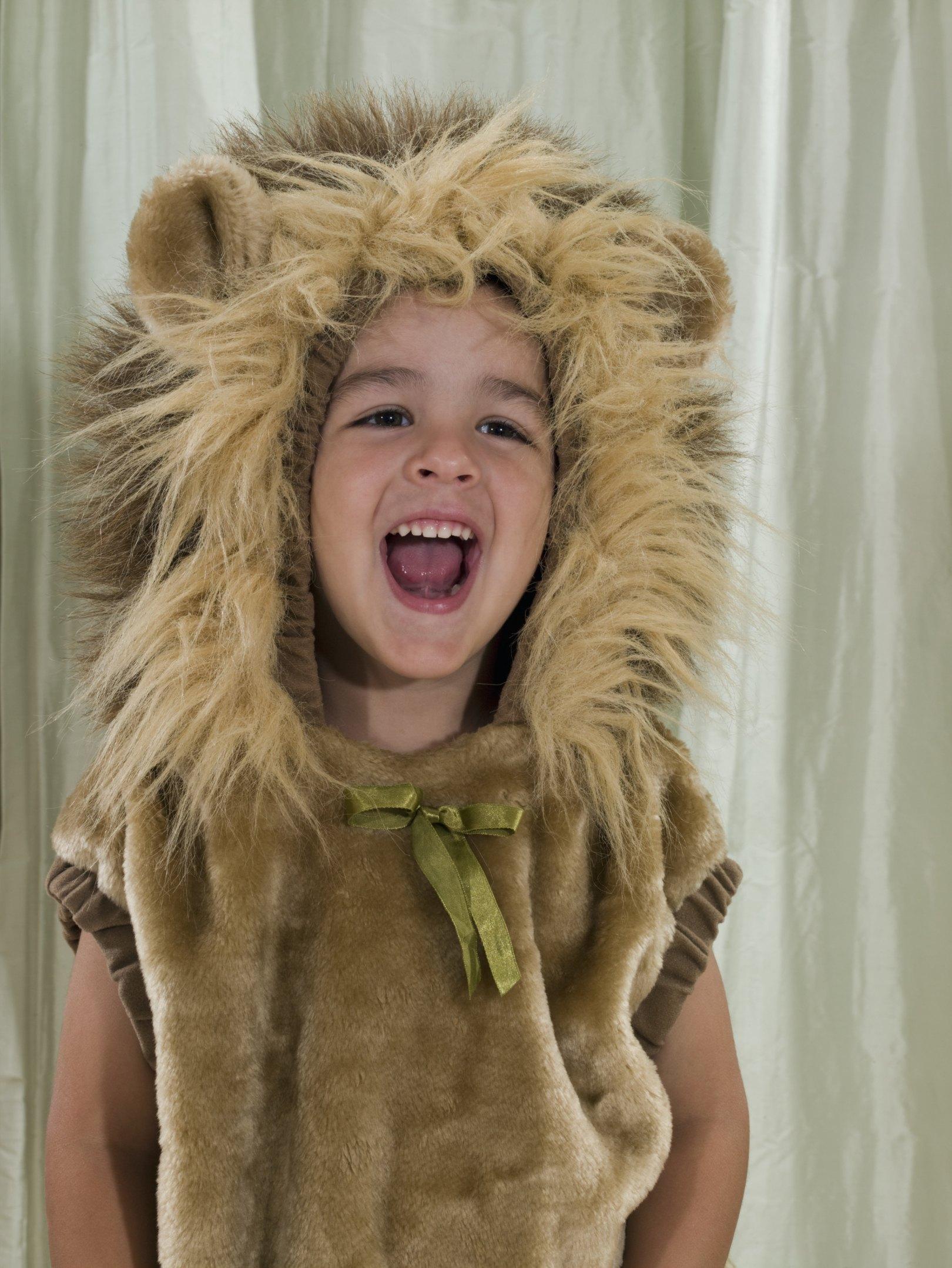How To Make A Lion Mane Headband Ehow
