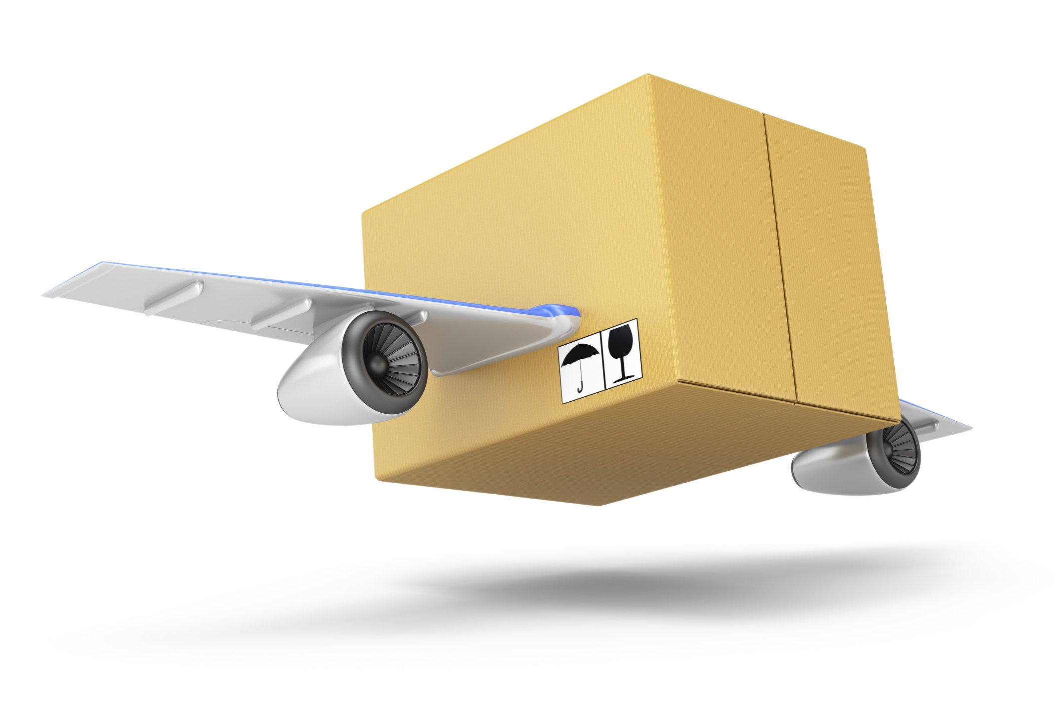 How to Make an Airplane From Cardboard | eHow
