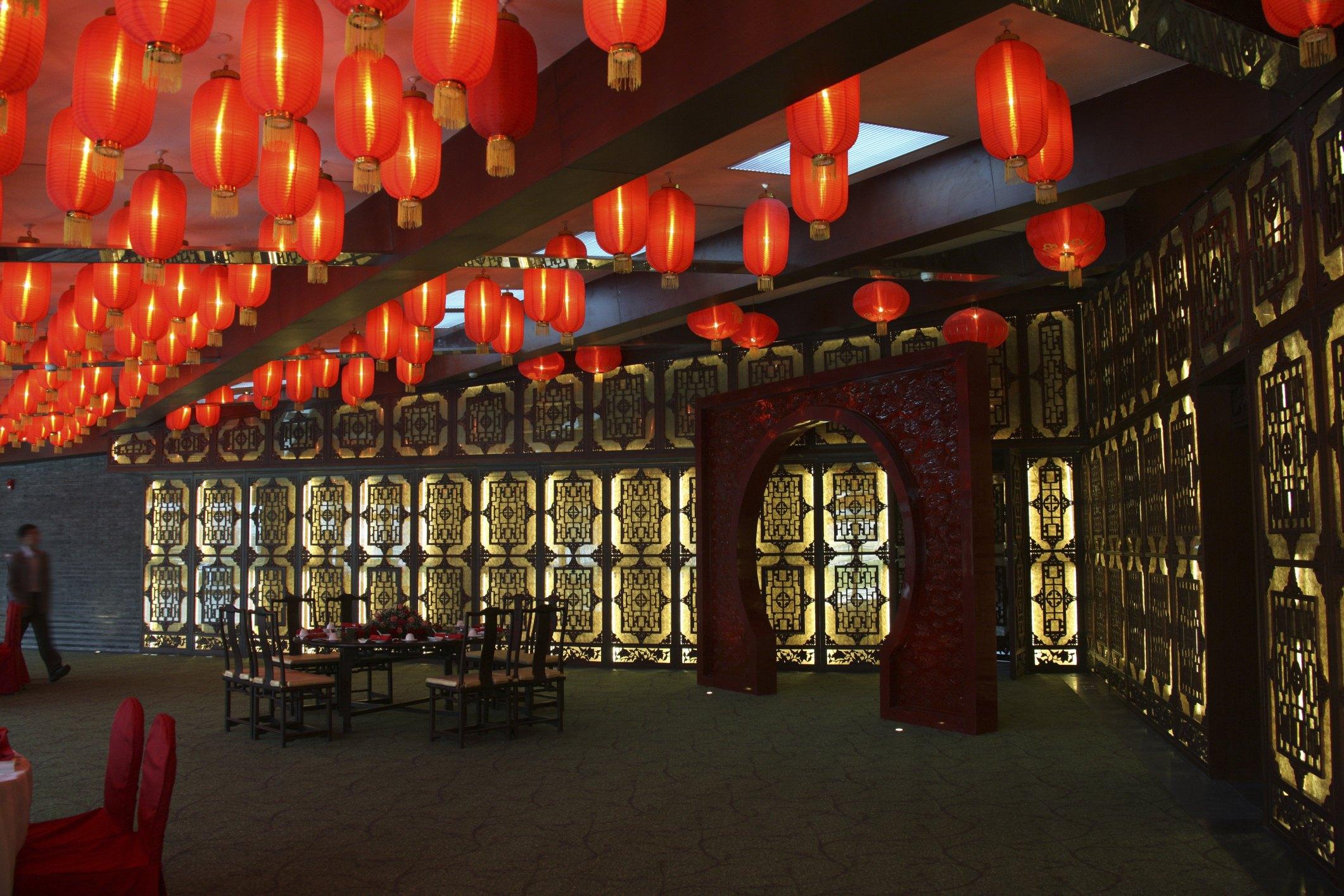 What Do Chinese Lanterns Symbolize Ehow