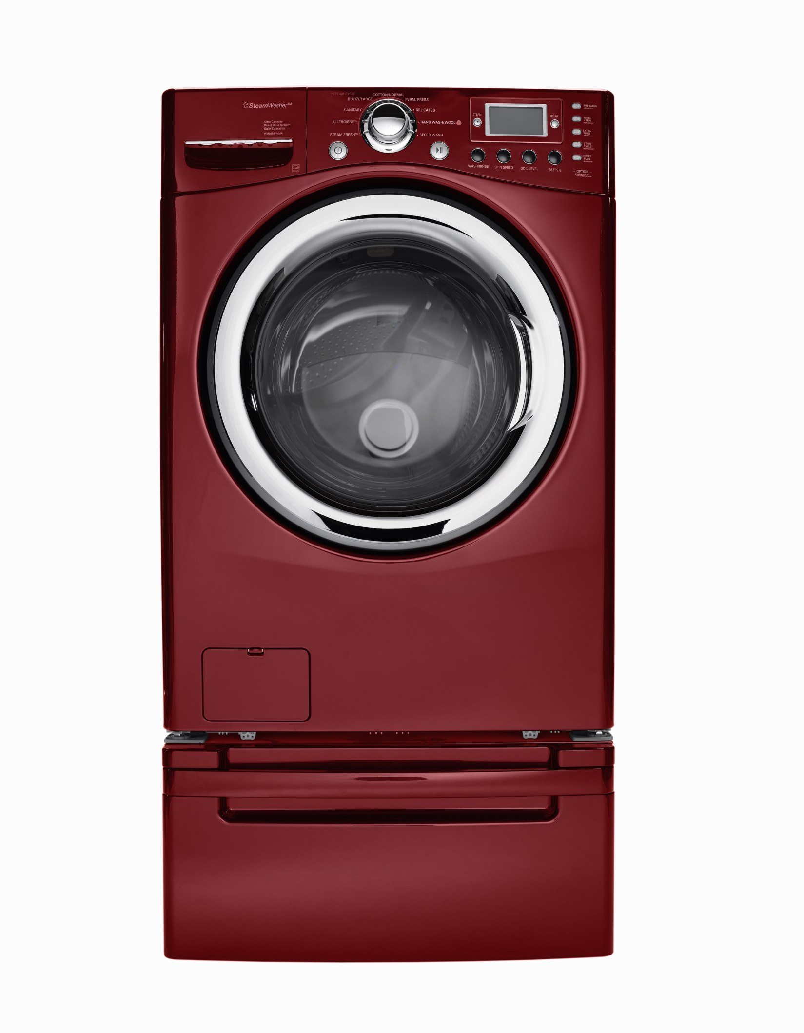 how to get a smell out of an affinity washing machine ehow. Black Bedroom Furniture Sets. Home Design Ideas