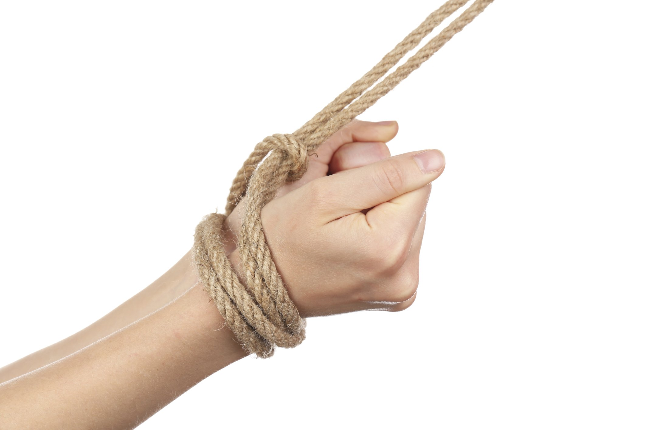 how to make rope handcuffs ehow