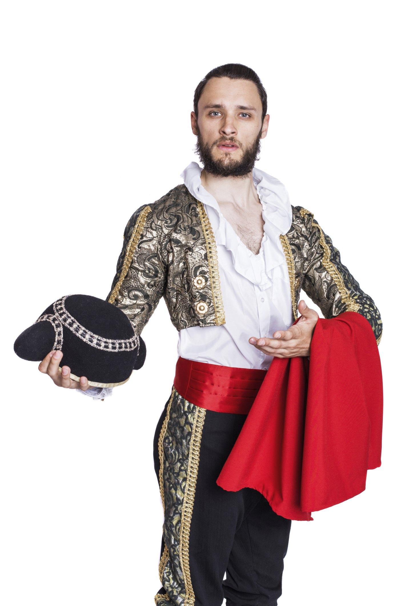 sc 1 st  eHow & How to Make a Matador Costume | eHow