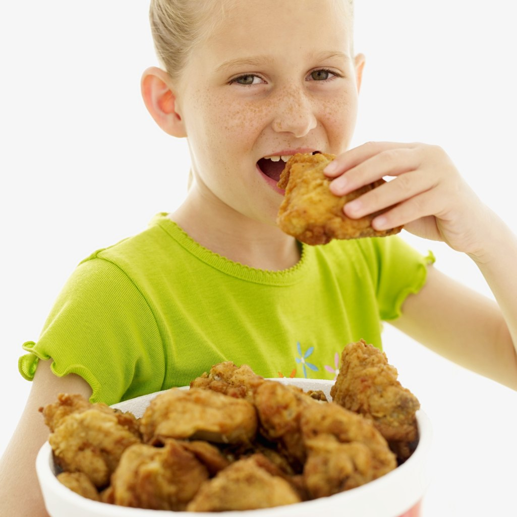 What is the Cook Time for Deep Fried Chicken? | eHow