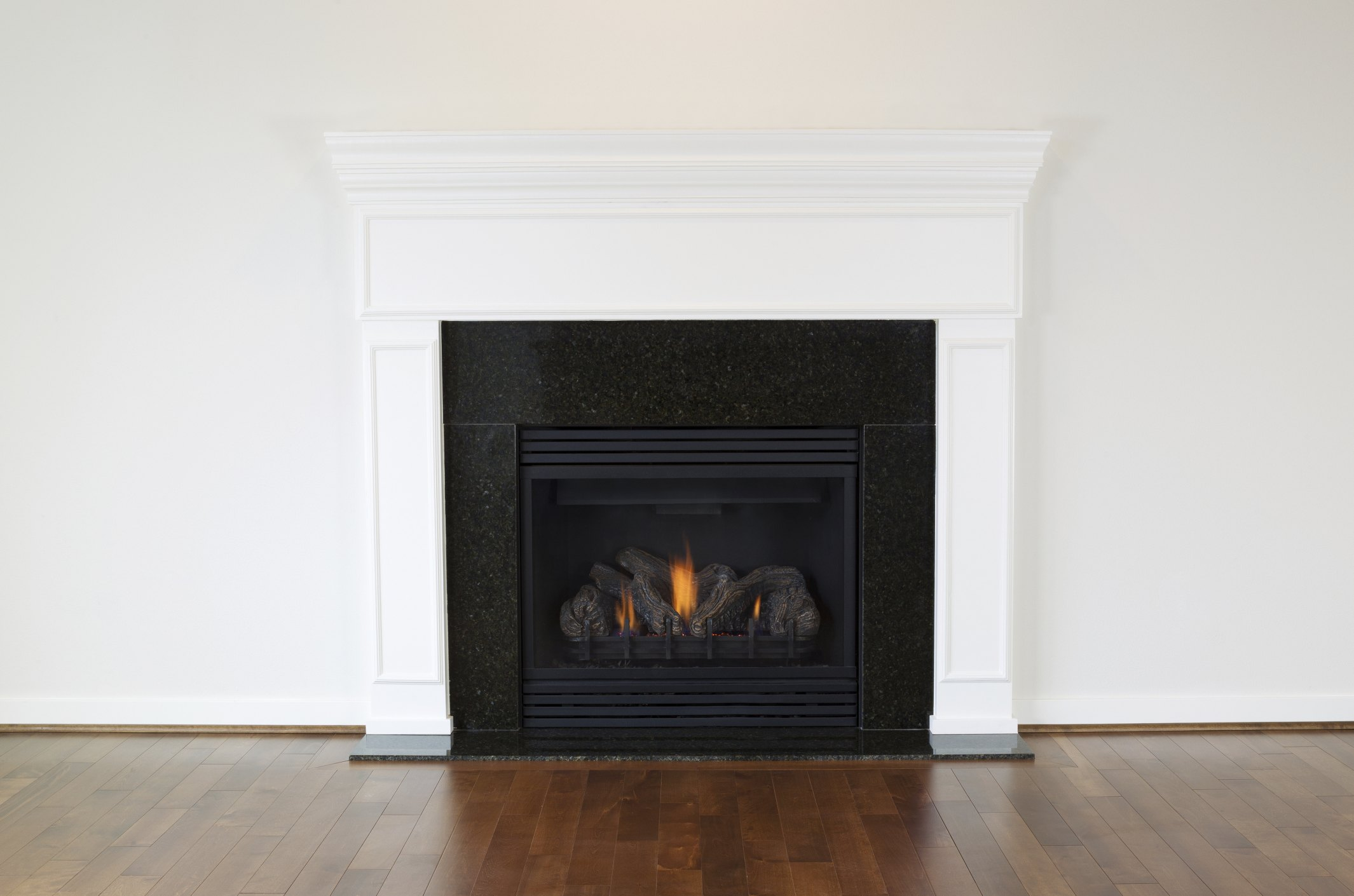 How To Trim Laminate Flooring Around A Fireplace Ehow