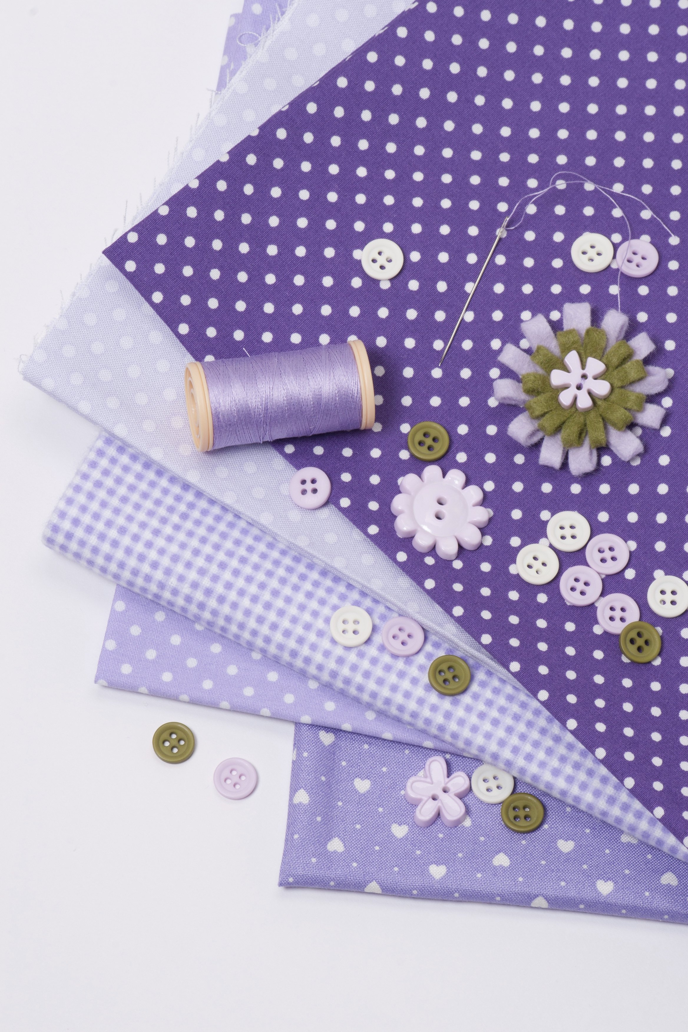 How To Make Your Own Fabric Jelly Rolls Ehow