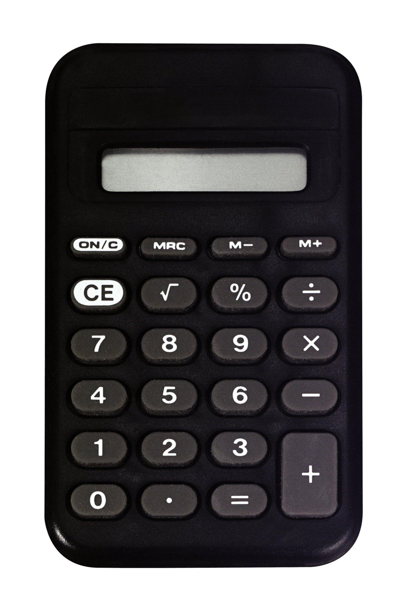how to make a calculator costume