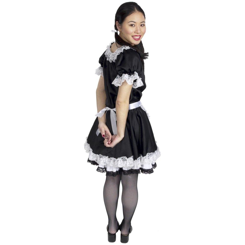 How to make a maid costume ehow solutioingenieria Gallery