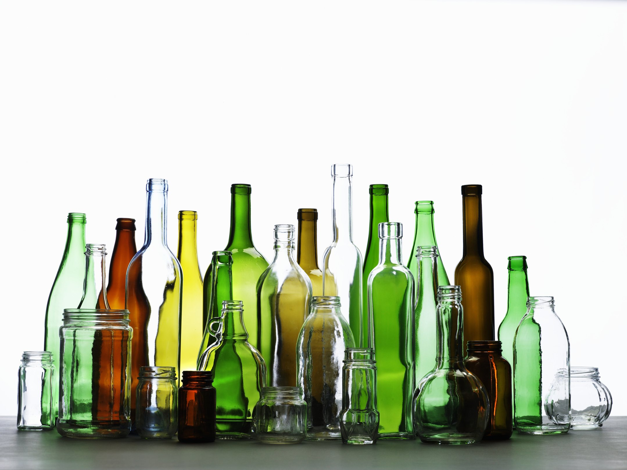 Things To Do With Empty Olive Oil Bottles Ehow