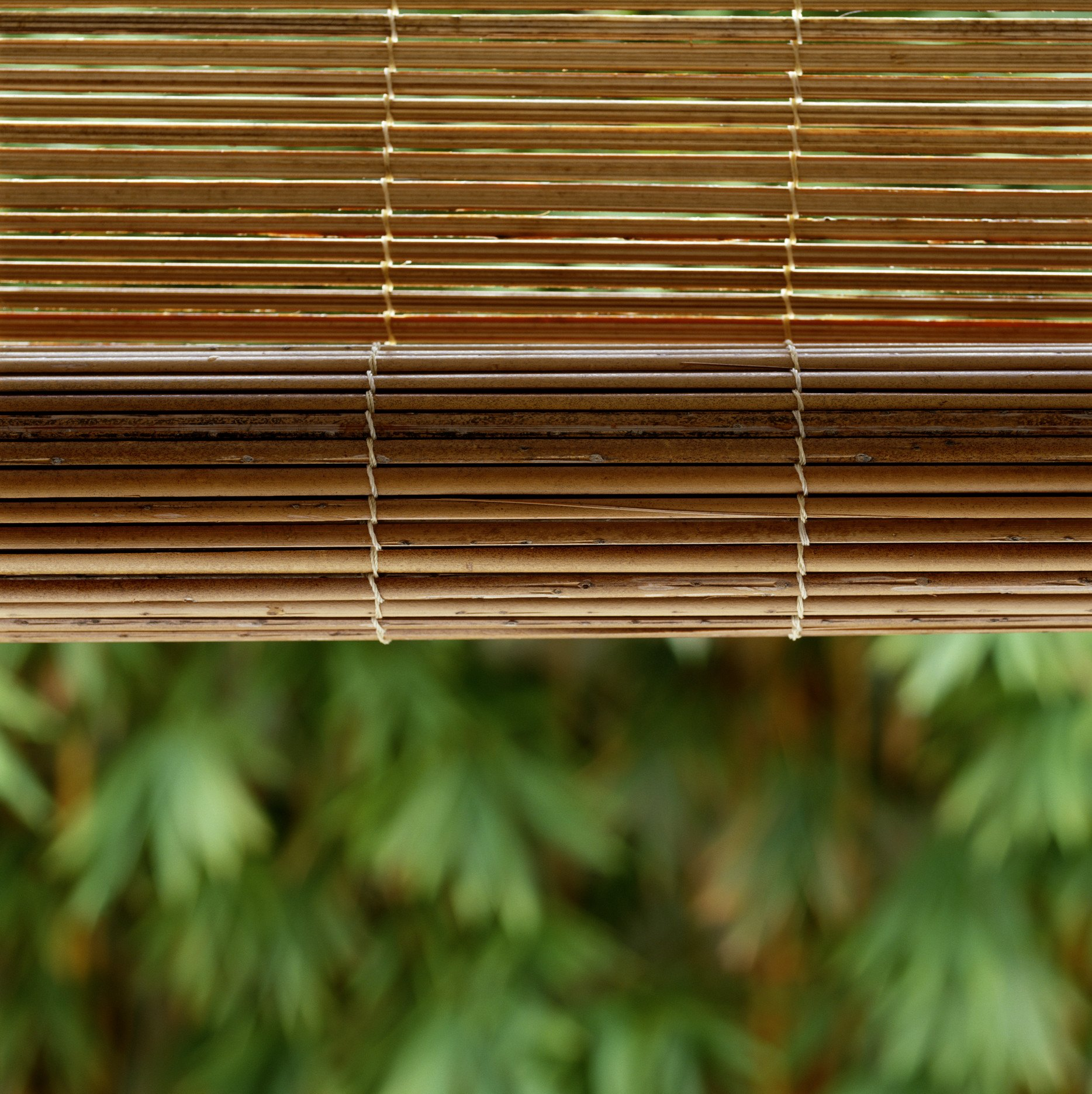 How to Cut Bamboo Blinds eHow