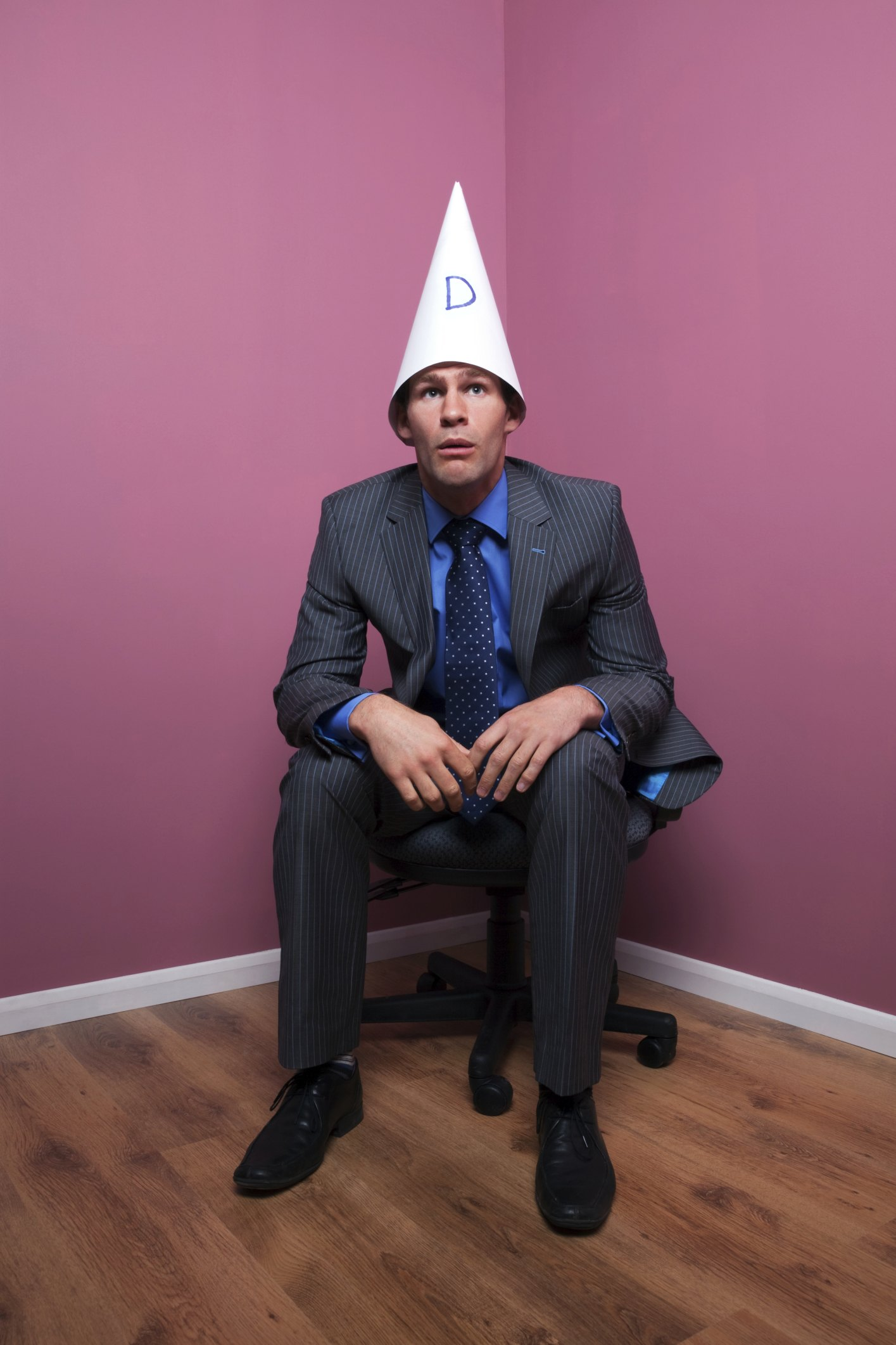 How to Make a Dunce Hat Out of Paper | eHow