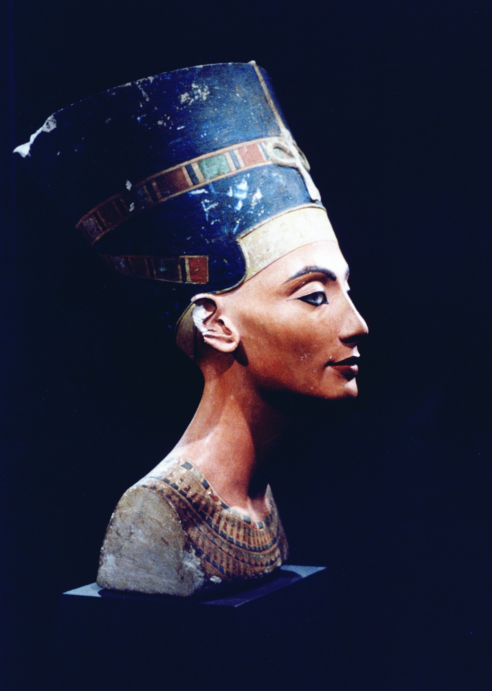 How To Make A Nefertiti Headdress