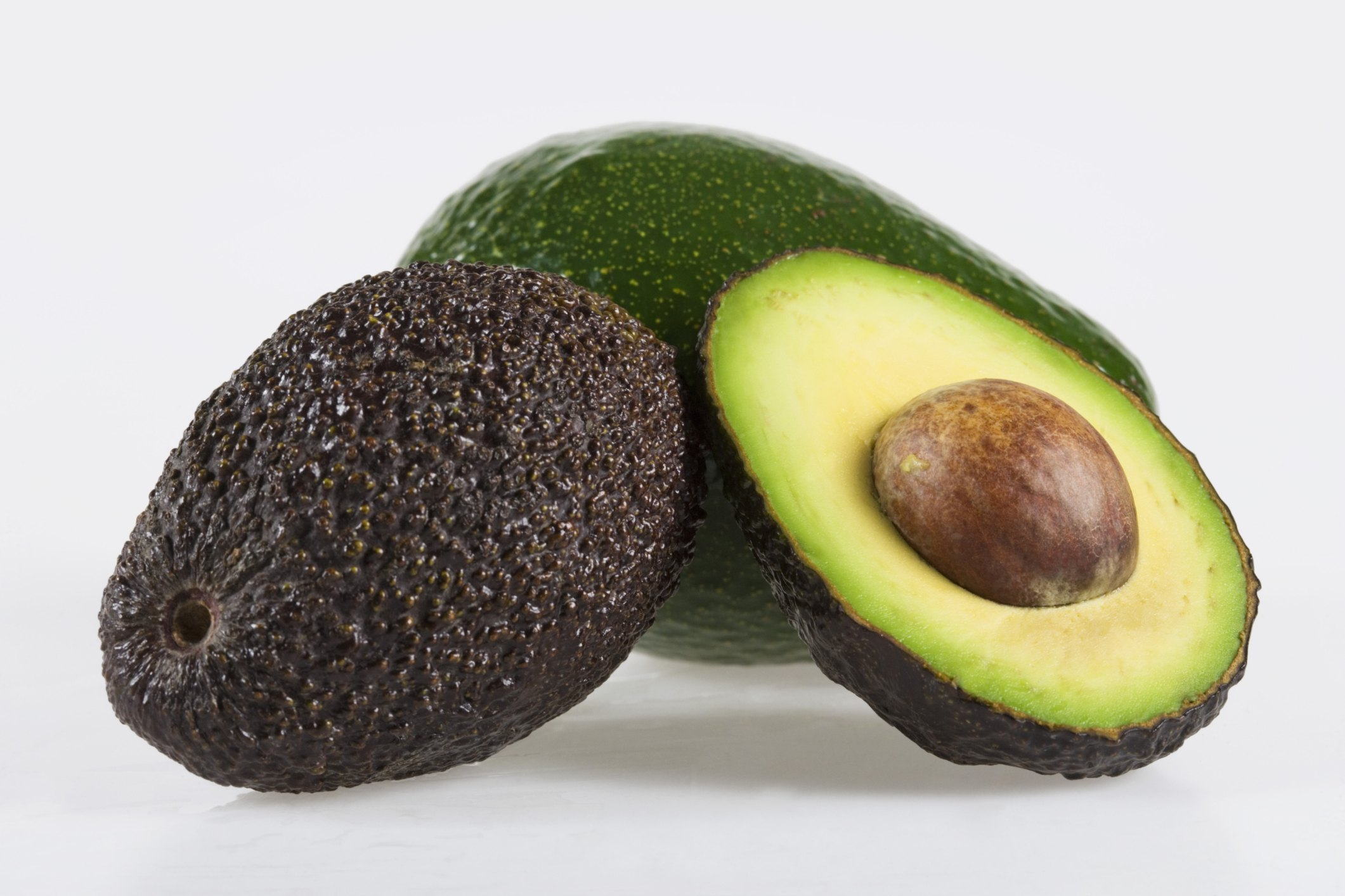 Avocado In Slow Juicer : How to Ripen an Already Cut Open Avocado eHow