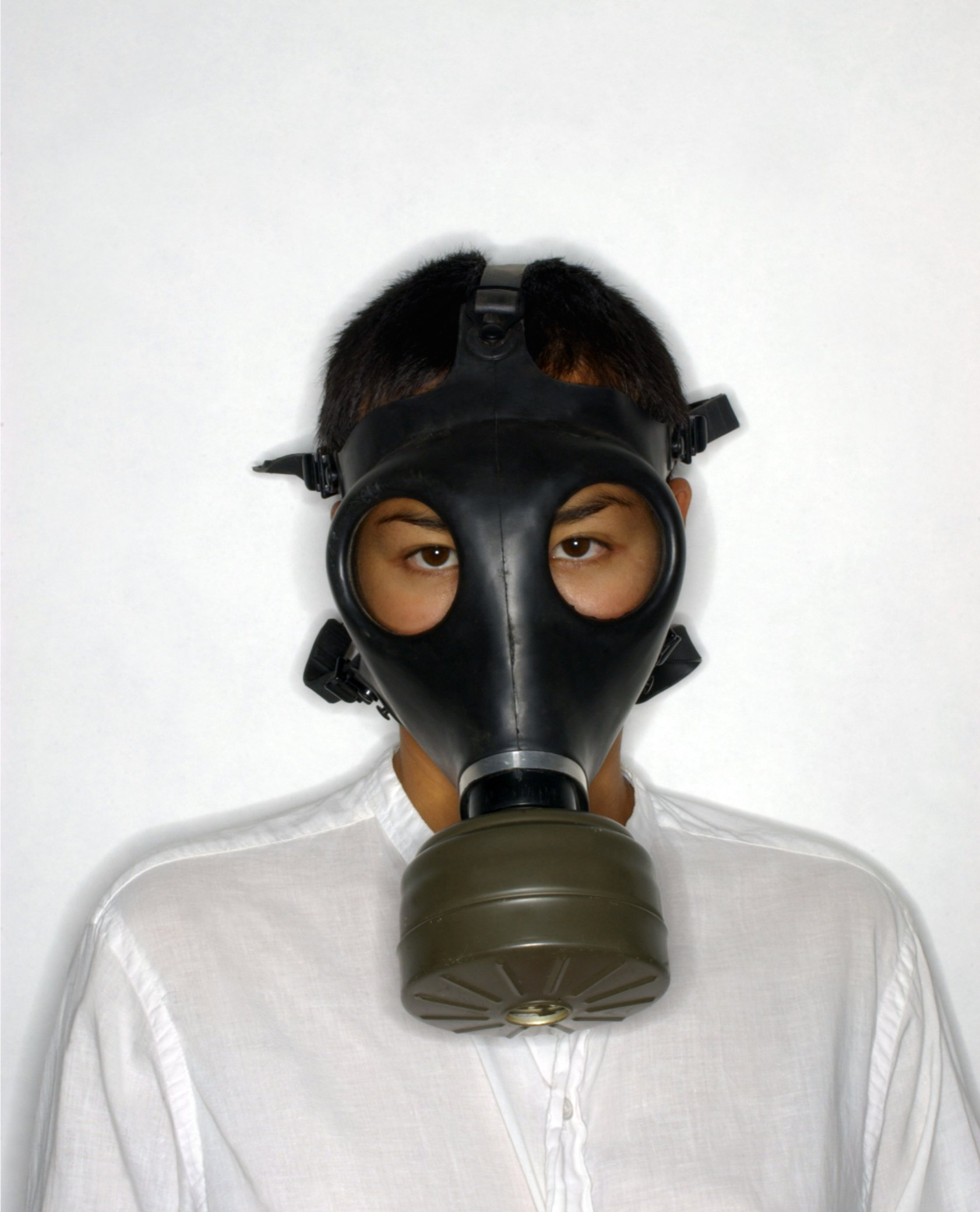 How to Make a Fake Gas Mask | eHow