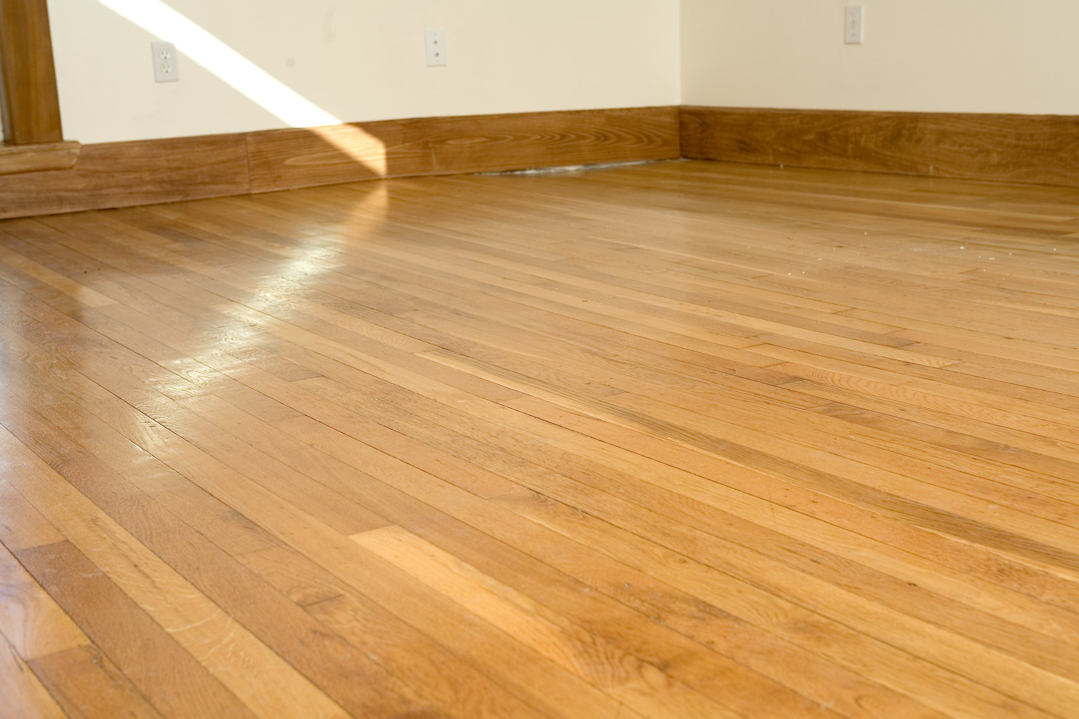 How To Remove Dark Water Spots On Wood Floors Ehow