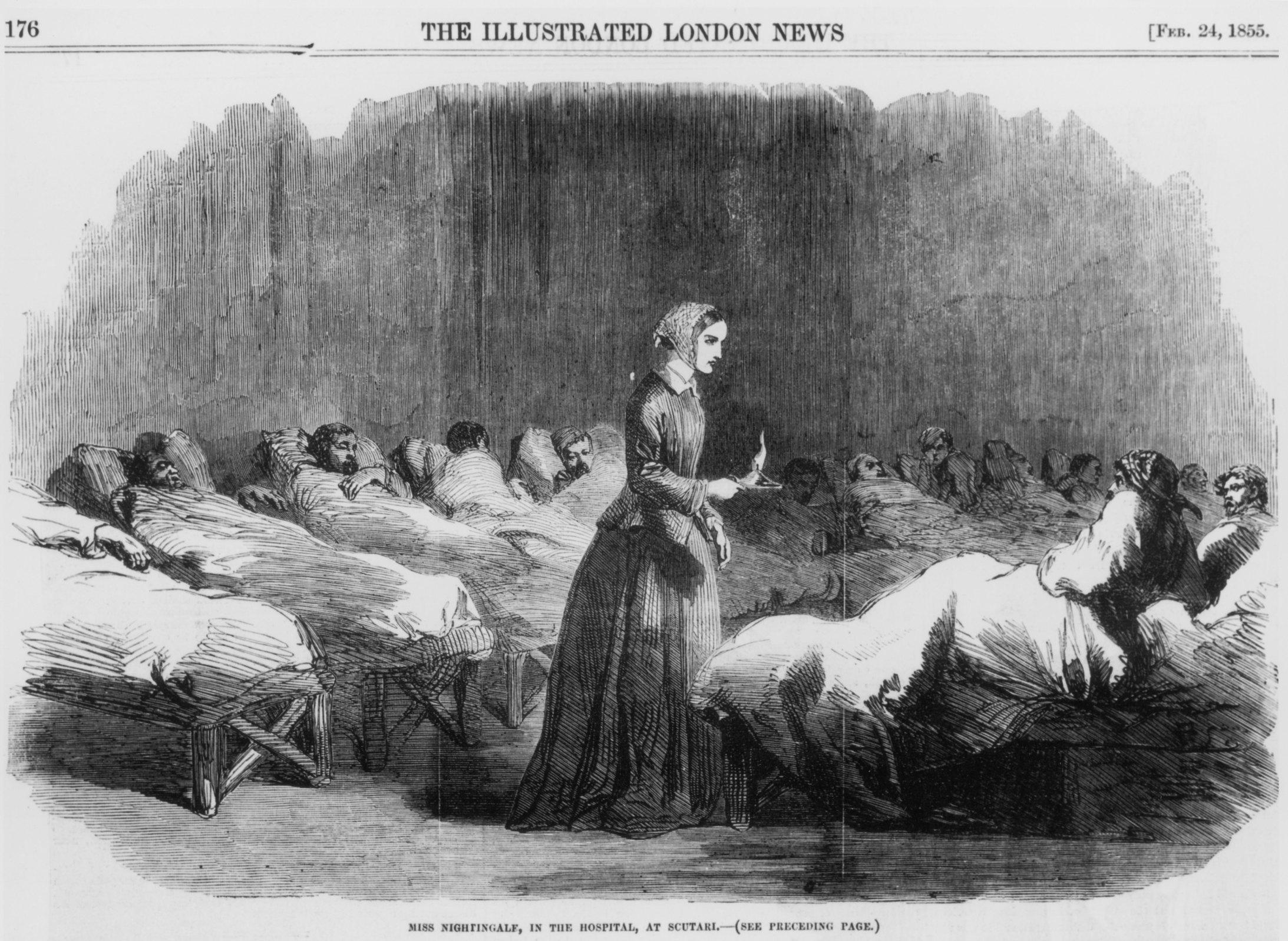 a biography and life work of florence nightingale an english social reformer Florence nightingale, om, rrc (/ˈflɒrəns ˈnaɪtɨŋɡeɪl/ 12 may 1820 – 13 august 1910) was a celebrated english social reformer and statistician, and the founder of modern nursing.
