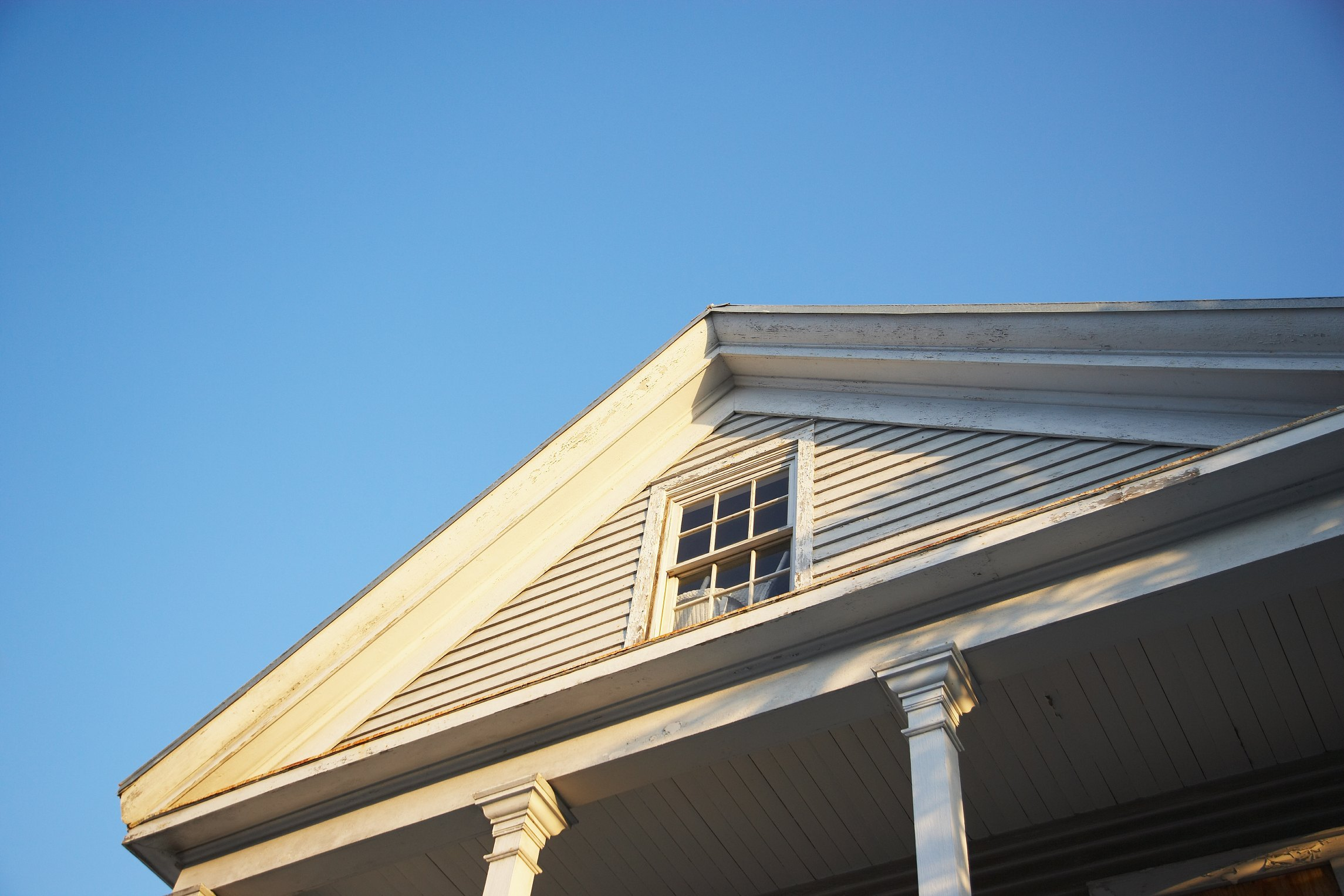 How To Fasten Aluminum Fascia To The Top Of The Gable Ehow