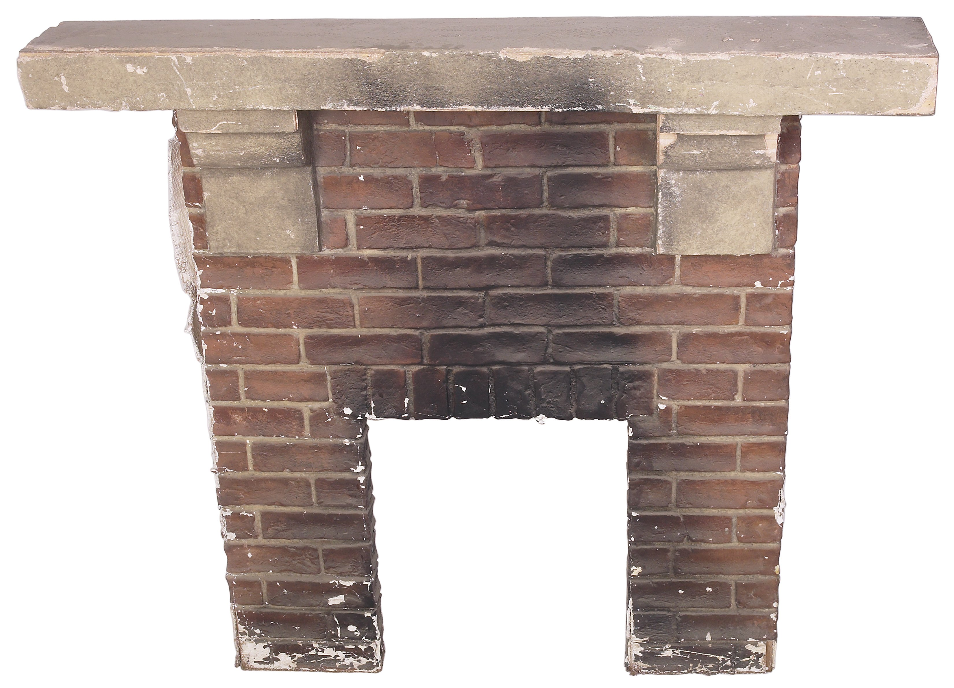 How To Clean Black Ash Off Brick Fireplaces Ehow